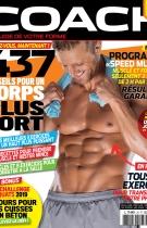 Men's Fitness COACH cover Parker Cote-Boston Personal Trainer
