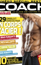 Men's Health COACH cover Parker Cote-Boston Personal Trainer