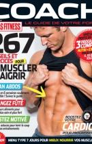 Parker Cote Men's Fitness Magazine Cover  Boston Personal Trainer