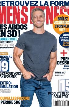 Parker Cote Men's Fitness France Cover