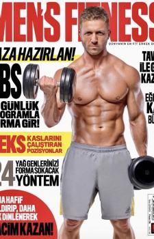 Parker Cote Men's Fitness Turkey Cover