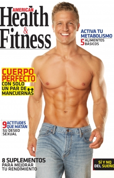 Parker Cote American Health & Fitness cover