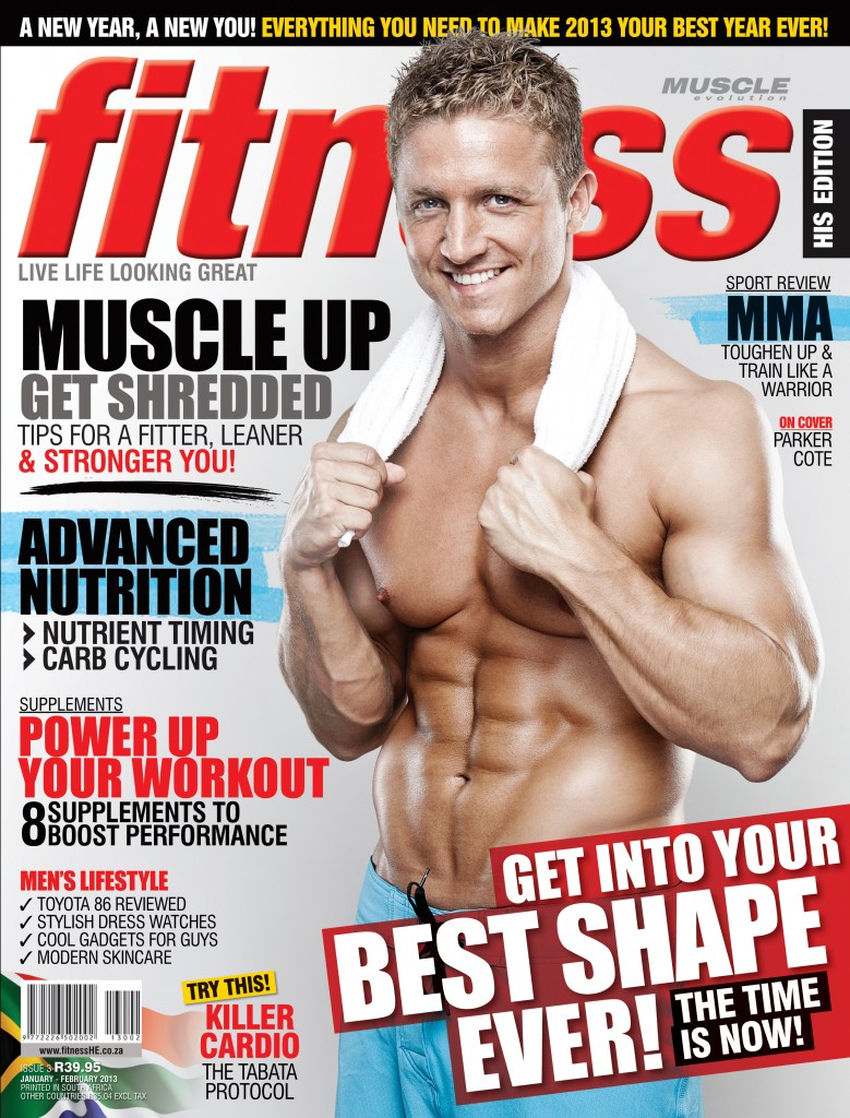Fitness (His Edition) Cover