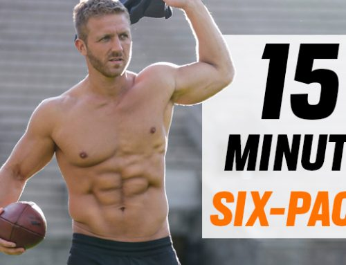 SIXPACK WORKOUT: 15-Minute Abs Routine