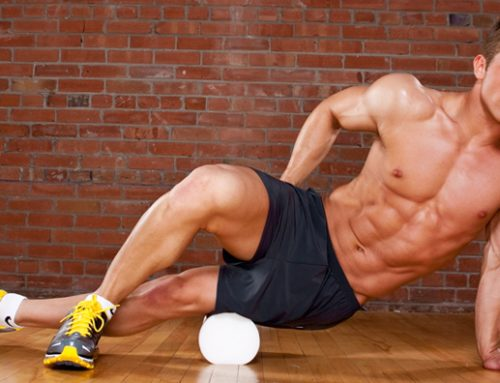 Foam Rolling Routine for Muscle Tension Relief