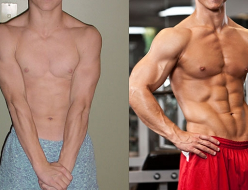 THE SKINNY GUY MUSCLE-BUILDING WORKOUT PLAN