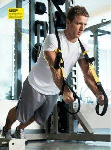 home workout equipment TRX