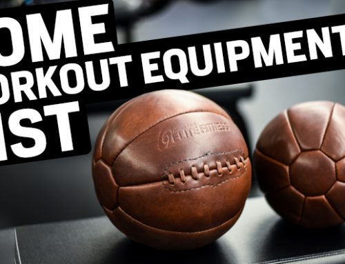 At Home Workout Equipment List: What to Get for Endless Exercise Options!