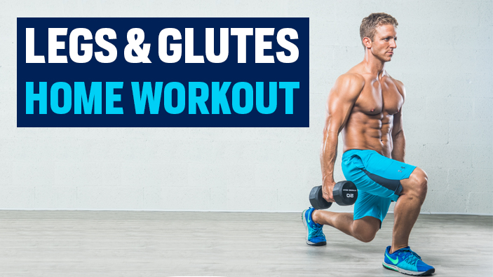 legs and glutes home workout