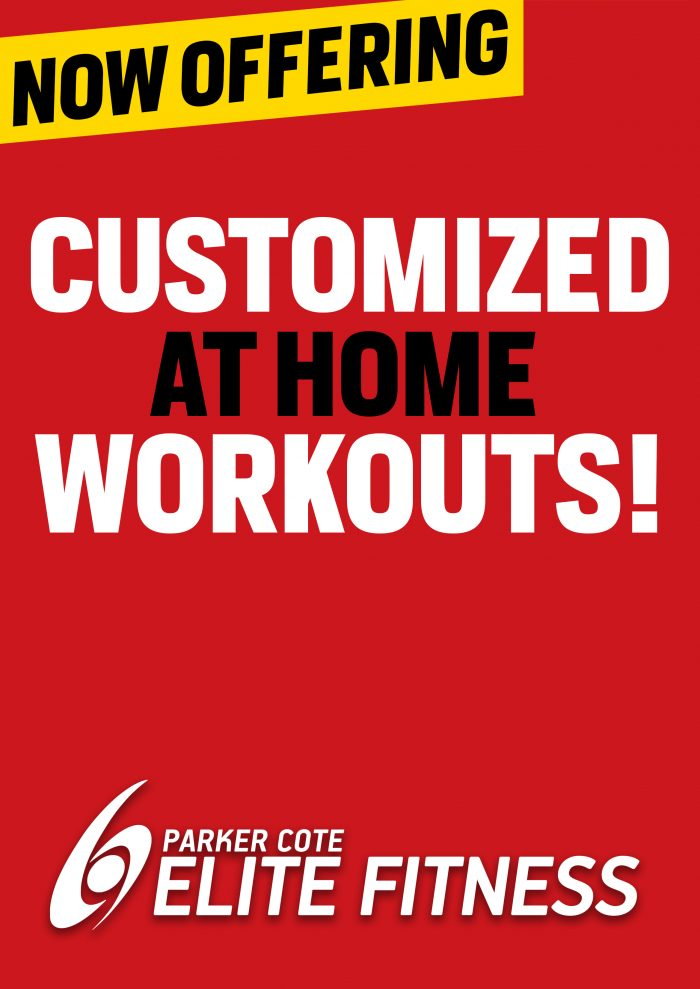 customized workout