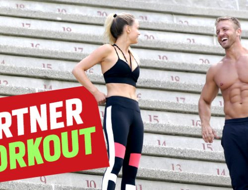 Partner Workout: 2-Person At-Home Routine