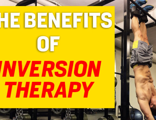 Inversion Therapy Benefits: Relieve Back Pain with this Tactic
