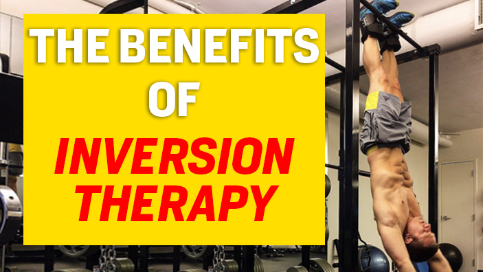 inversion therapy benefits